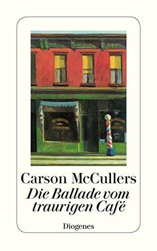 Buchseite und Rezensionen zu 'Die Ballade vom traurigen Cafe. Novelle' von Carson McCullers