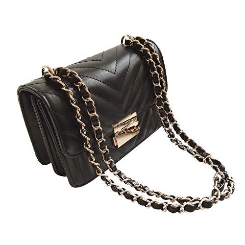 Handgefertigte Einzel - (Mitlfuny handbemalte Ledertasche, Schultertasche, Geschenk, Handgefertigte Tasche,Damenmode Pure-Color Slant Bag Einzel Umhängetasche Geldbörse Messenger Bag)