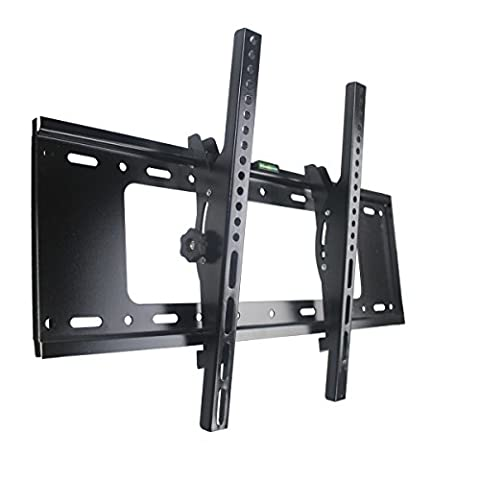 Tv Wall Bracket Tilt Tilting Mount Universal for 32 37 40 42 43 46 47 50 51 52 55 58 63 64 65 inch Flat Panel Television LED LCD VESA Up To 600mm ×