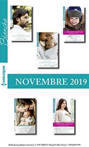 Pack mensuel Blanche : 10 romans + 2 gratuits (Novembre 2019 ...