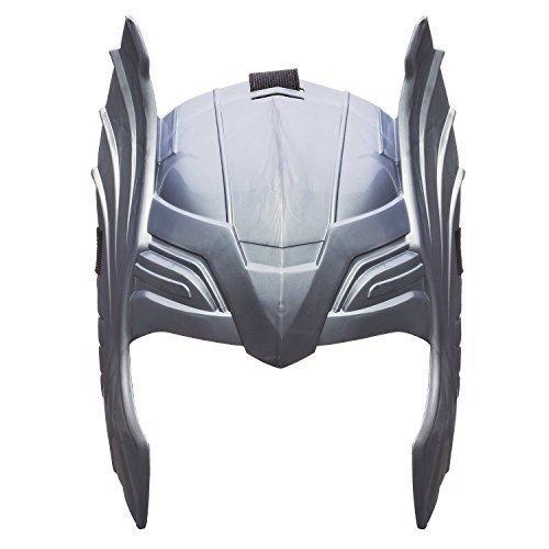 The Avengers Held Grau / Silber Halbmaske : (Thor Erwachsene Kostüme Für)