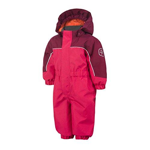 Color Kids.Ski-Anzug, , Razor Overall, Rosa Gr.74-80 -
