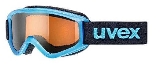 Uvex Kinder Speedy Pro Skibrille, blau, One Size