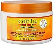 Cantu sheasmör kokosnöt curling grädde 340 g