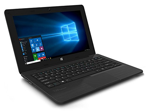 Micromax Canvas Lapbook L1161 11.6-inch Laptop (Intel Atom/2GB/32GB/Windows 10), Black