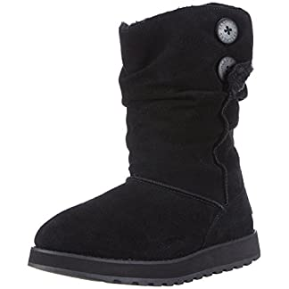 Skechers USA Womens Keepsake – Freezing Temps Slouch Boots