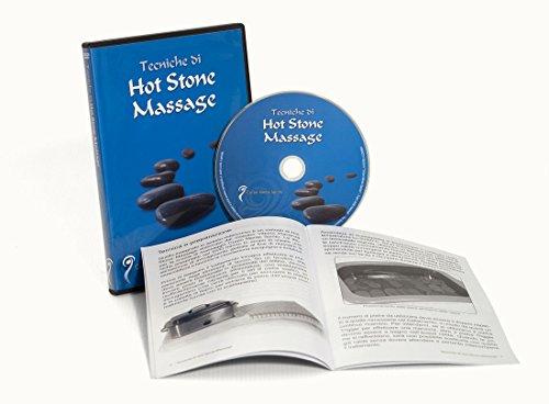 Hot stone massage - video corso in dvd