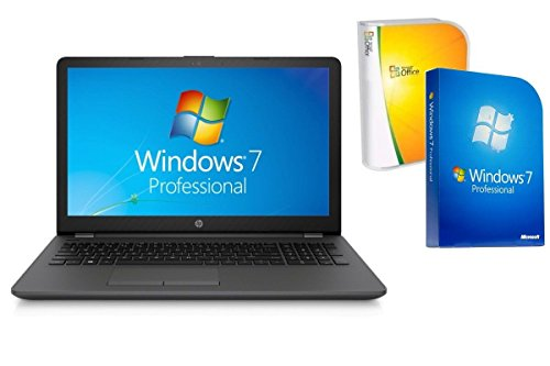 "NOTEBOOK HP 255 - 8GB RAM - 1000GB HDD - WINDOWS 7 PRO + OFFICE - 39cm (15.6"") DISPLAY MATT"
