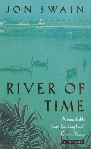 River Of Time por Jon Swain