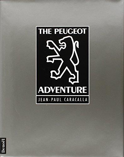 Aventure peugeot anglais par J.-P. Caracalla