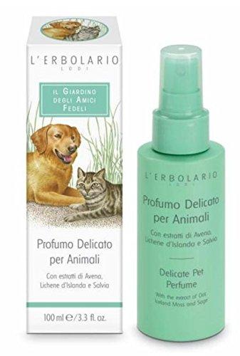 Lerbolario Mildes Parfüm für Tiere 100 ml