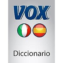 Diccionario Esencial Italiano-Spagnolo VOX (VOX dictionaries)