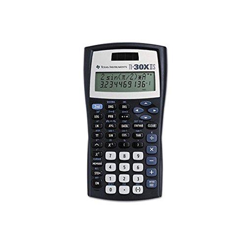 Ti-30x IIS Wissenschaftlicher Taschenrechner, 10-stellige LCD, verkauft als je 2 - Taschenrechner Wissenschaftlicher Ti30