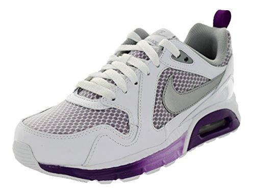 Nike Air Max Trax, Chaussures de running femme Blanc