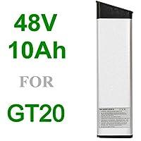 ROCKWHEEL Batería de 48V 10Ah para la Bicicleta eléctrica Modelo GT20 (48V ...