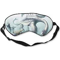 Plesiosaur With Sunset 99% Eyeshade Blinders Sleeping Eye Patch Eye Mask Blindfold For Travel Insomnia Meditation preisvergleich bei billige-tabletten.eu