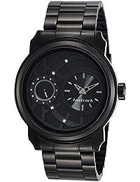 Fastrack Analog Black Dial Men's Watch - NM3147KM01 / NL3147KM01