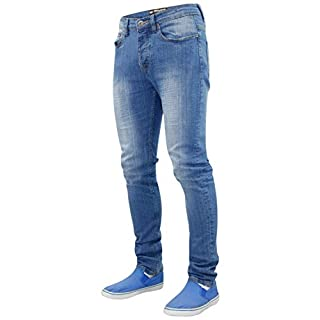 Mens 7 Series Beattie Jeans Mid Wash 36S