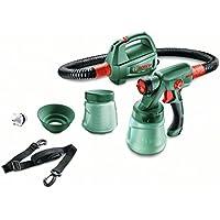 Bosch elekrisches Farbsprühsystem PFS 2000 (für Holzfarbe und Wandfarbe, im Karton)