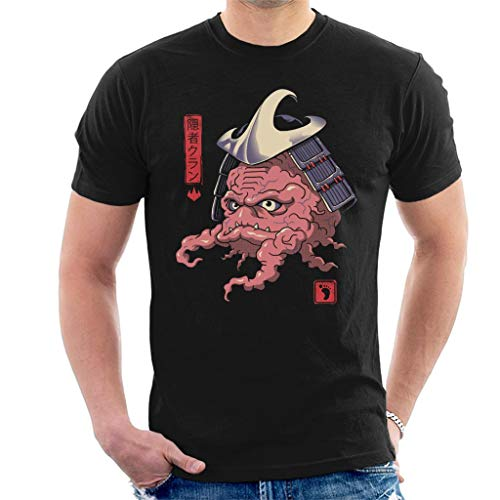 Ninja Turtles Hermit Krang Shredder Helmet Shell Men's T-Shirt