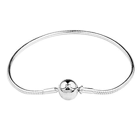 Bracelet pour femme Argent sterling 925 19CM CHANGEABLE