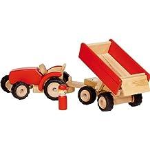 +++Legler Traktor mit Anhänger++ Bauernhof Bauernhof+++