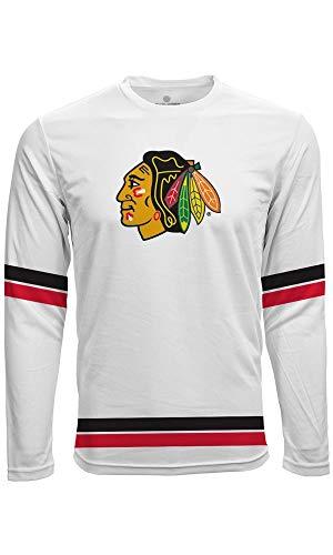 Levelwear NHL Chicago Blackhawks - Jonathan Toews #19 Authentic Scrimmage Player Sweatshirt, Größe :XXL