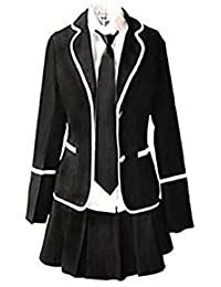 Evalent Japanese Anime Ropa Classic Navy Sailor Suit Otoño De Manga Larga Chica Estudiantes Uniformes Escolares Traje
