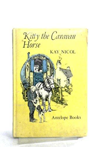 Kitty the caravan horse