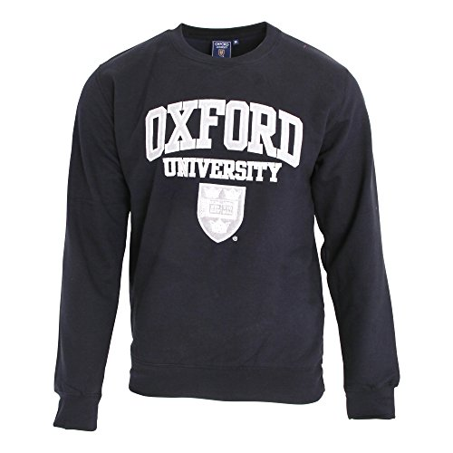 Oxford University Unisex Sweatshirt (M) (Marineblau) Sweatshirt Oxford