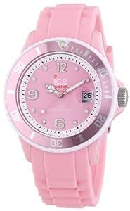Ice-Watch Unisex-Armbanduhr Limited DE - Orchid - Unisex Analog Quarz Silikon SI.ORC.U.S.13