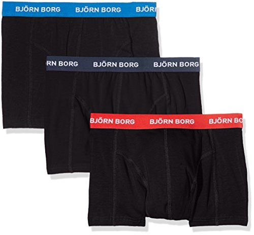 bjorn-borg-3p-short-shorts-noos-contrast-solids-boxer-homme-noir-xl