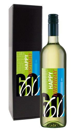 Wein-Geschenk '60. Geburtstag' -