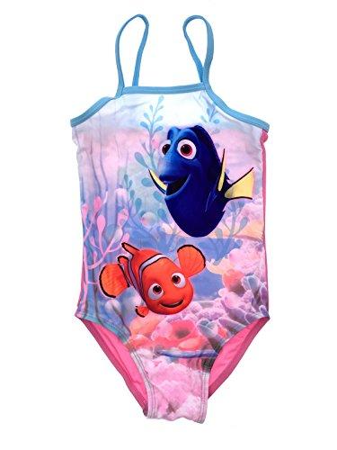 Disney-Girls-Character-Swimming-Costume-Swim-Suit-Beach-Summer-Swimwear-Size-UK-2-8-Years