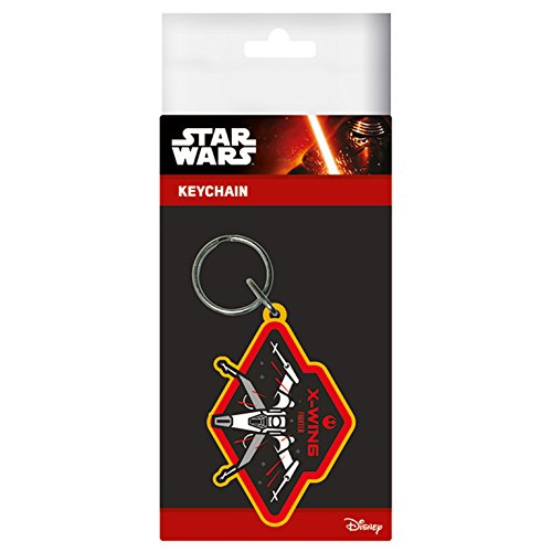 pyramid-international-star-wars-episode-vii-portachiavi-in-gomma-x-wing-6-cm