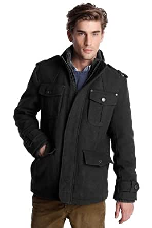 ESPRIT X30136 Men's Jacket Black Large