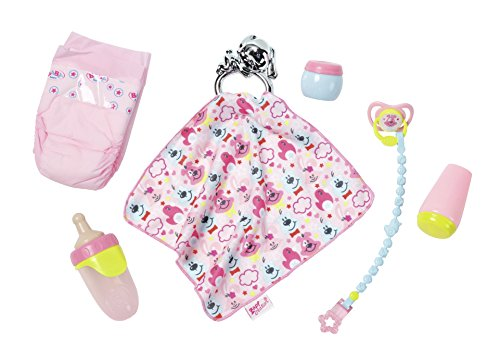Zapf Creation 824467 Baby Born Accessoires-Set, bunt