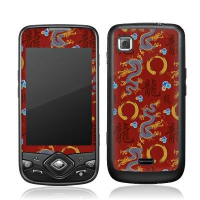 Samsung Galaxy Spica I5700 Aufkleber Schutz Folie Design Sticker Skin China Drachen Schriftzeichen