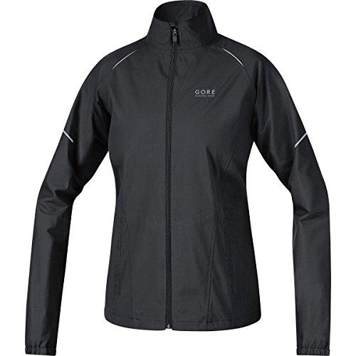 GORE WEAR Damen Jacke Essentials tex Active Jacket, Black, 38