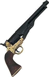 Guerre civile M1860 Pistolet-Finition laiton-Réplique de tir
