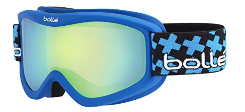 bolle-volt-plus-masque-matte-blue-cross