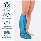 Bloccs Adulti - Copertura impermeabile per ingessatura parziale gamba