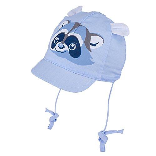 Galeja TuTu by Jungenmütze mit Bindebändchen Blau Gr. 44-46 Sommermütze Schirmmütze (Piraten-namen Kinder Für Lustige)