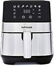 Nutricook Rapid Air Fryer by Nutribullet, 1700 Watts, Digital Control Panel Display, 8 Preset Programs with bu