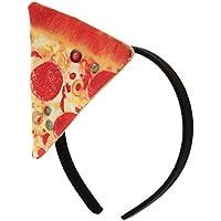 Magideal Fiesta Pizza Diadema Accesoriso Fiesta Decorativa de Disfraces Cosplay Cómodo
