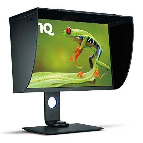 BenQ SW271, Monitor per Fotografi, 4K, 27'', 3840x2160 UHD, HDR,...