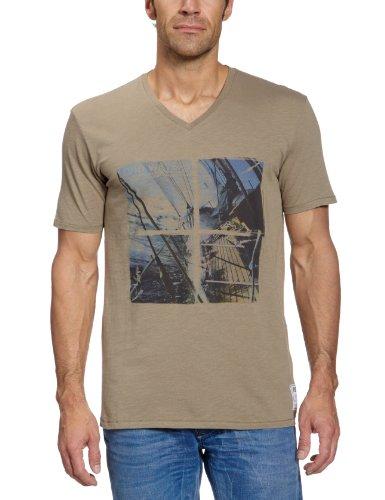 MEXX Herren T-Shirt H5RE4781 Beige (265)