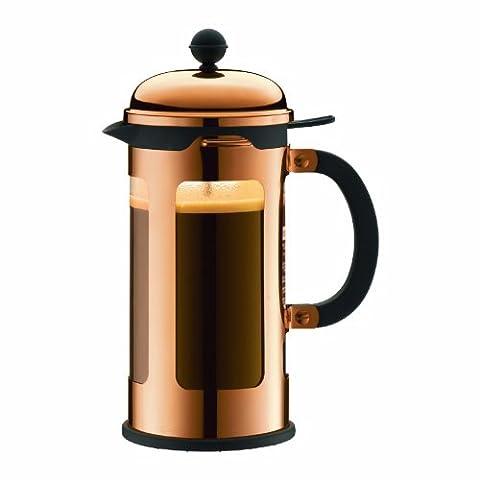 Bodum 11172-18-70 Chambord Kaffeebereiter, 8 Tassen, 1 L