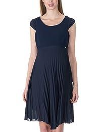 bellybutton Women's Empire Plain Sleeveless Maternity Dress