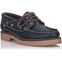 b572fd12184 Zapatos Snipe Náuticos Azul Marino